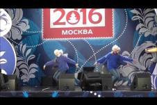 """Московская Зима"" в Царицино 19.12.2015"