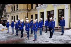 """Концерт к 23 февраля для """"РЖД-Здоровье"""" 2017"""